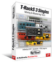 IK Multimedia T-RackS 3 Singles