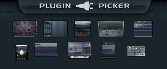 Image-Line Plugin Picker