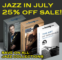 The Loop Loft Jazz in July Sale
