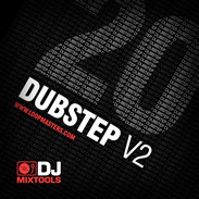 Loopmasters DJ Mixtools 20 Dubstep V2
