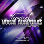 Loopmasters Iconical Vocal Acapellas Vol 1