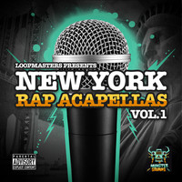 Loopmasters New York Rap Acapellas Vol 1