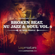 Loopmasters Reel People Broken Beat, Nu Jazz &amp; Soul Vol. 4