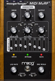 Moog MuRF_Controller VST plugin