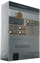 Original-Music Electric Guitar Chord Kit V2