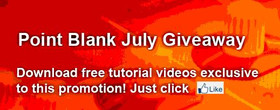 Point Blank Online Facebook Giveaway