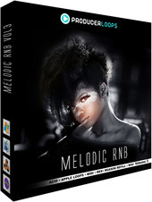 Producer Loops Melodic RnB Vol 3