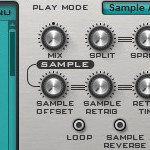 Punch sample module