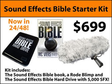 The Sound Effects Bible Starter Kit