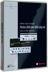 Steinberg Rupert Neve Designs Portico plug-ins