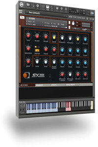 Synth Magic Jen SX3000