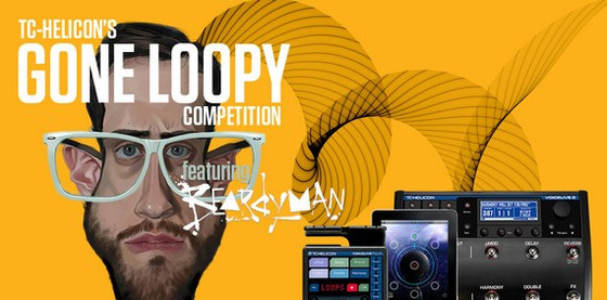 TC-Helicon Gone Loopy competition