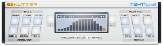 Tek'it Audio Kutter