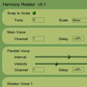 ToneCarver Harmony Rotator