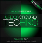 Zenhiser Studio Essentials Underground Techno