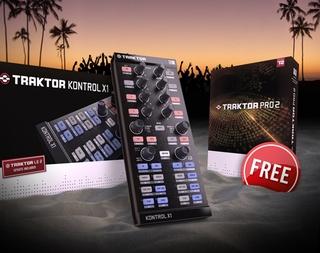 Native Instruments Traktor Kontrol X1 promo