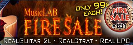 Best Service MusicLab FireSale