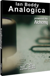 Camel Audio Ian Boddy: Analogica for Alchemy