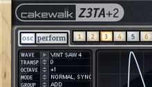 Cakewalk Z3TA+ 2