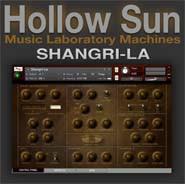 Hollow Sun Shangri La