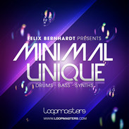 Loopmasters Felix Bernhardt presents Minimal Unique