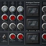 Minimal System Instruments Analogue Mixing and Mastering Collection