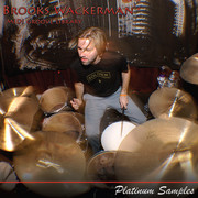 Platinum Samples Brooks Wackerman MIDI Groove Library