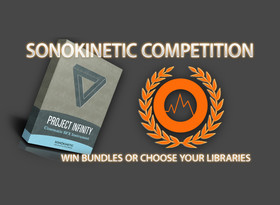 Sonokinetic Project Infinity Contest