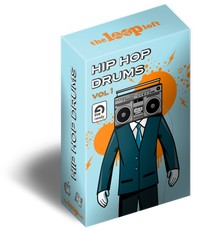 The Loop Loft Hip Hop Drums Vol. 1 Ableton Live Pack