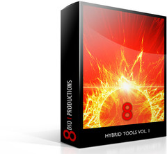 8DIO Hybrid Tools Vol. 1