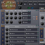 Homegrown Sounds Pulse Control