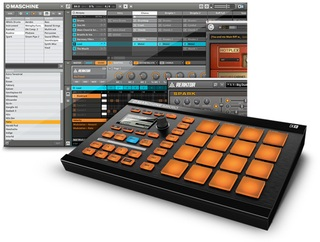 Native Instrument Maschine Mikro