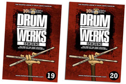 Beta Monkey Drum Werks XIX and XX