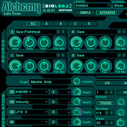 Camel Audio Alchemy biolabs skin