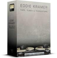 Eddie Kramer Tape, Tubes & Transistors