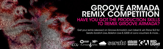 Juno Groove Armada Remix Competition