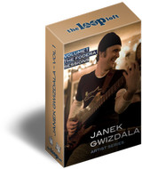 The Loop Loft Janek Gwizdala Fodera Bass Sessions