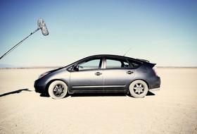 NSL007 Hybrid-Electric Car