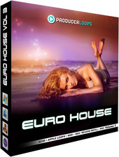 Producer Loops Euro House Vol 3