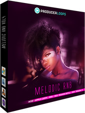 Producer Loops Melodic RnB Vol 4