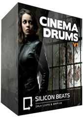 Silicon Beats Cinema Drums V1