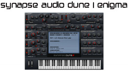 Sonic Elements Enigma for DUNE