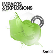 Sounds To Sample Impacts &amp; Explosions