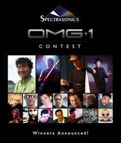 Spectrasonics OMG-1 Contest