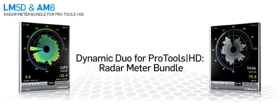 TC Electronic Radar Meter Bundle
