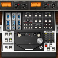 Ampex ATR-102 Mastering Tape Recorder Plug-In