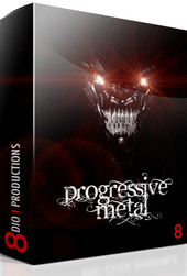 8DIO Progressive Metal