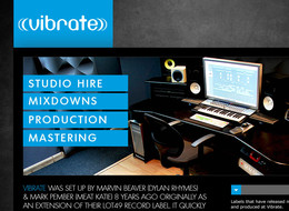 Vibrate Studios