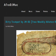 AfroDJMac Dirty Trumpet