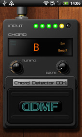 DDMF Chorddetector for Android
